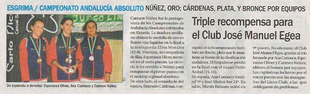 ESTADIO DEPORTIVO 29-06-2011